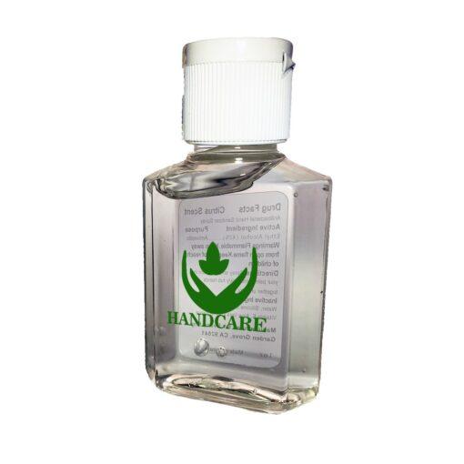 1 oz. Hand Sanitizer Gel