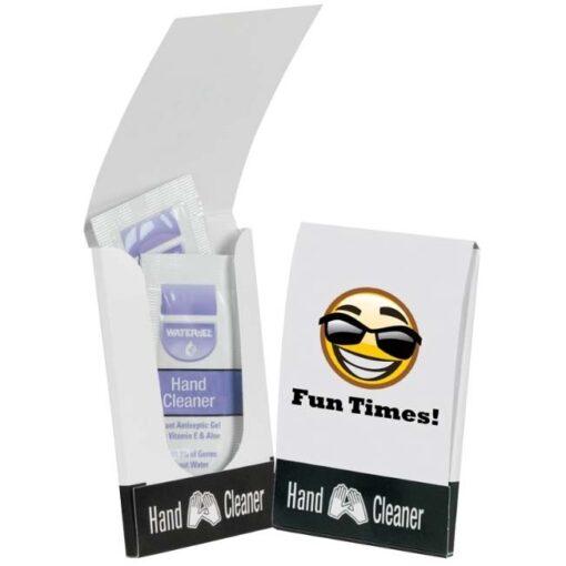 BIC Graphic® Hand Sanitizer Pocket Pack