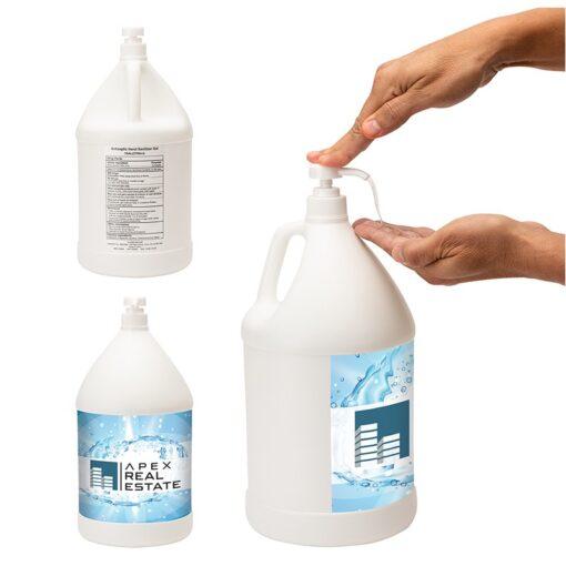 Guard III 1 Gal Pump Hand Sanitizer